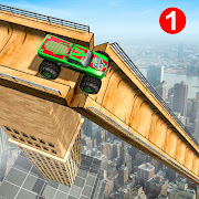 Monster Truck Mega Ramp New Car Racing Stunts 2021