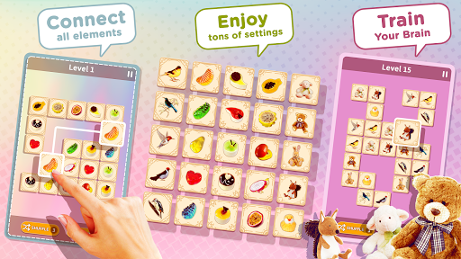 Onet: Find and Connect Pairs 1.26 screenshots 4