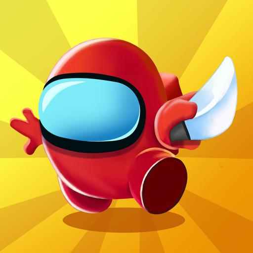 Bigger.io: Imposter vs Zombie - Space battle arena