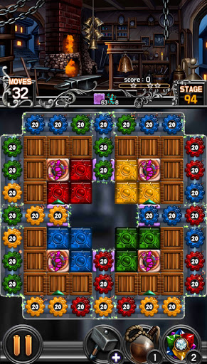 Jewel Bell Master: Match 3 Jewel Blast 1.0.1 screenshots 17