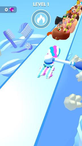 Teeth Runner! screenshots 5