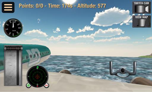 Flight Simulator: Fly Plane 3D  Screenshots 8