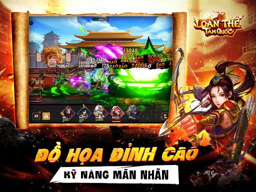 Lou1ea1n Thu1ebf Tam Quu1ed1c - Cu00f4ng Thu00e0nh SLG 1.8 screenshots 15