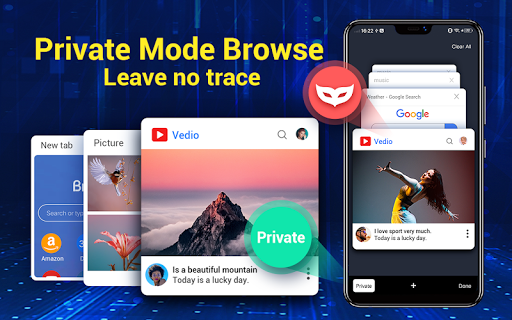 Browser for Android 2.0.1 Screenshots 11