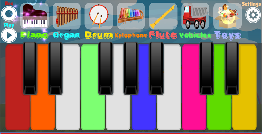 Kids Piano 1.17 screenshots 4