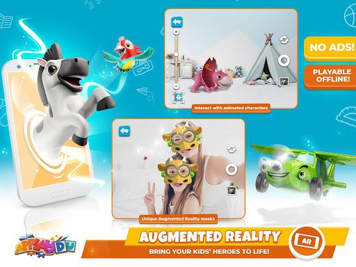 Applaydu by Kinder - Free Kids & Toddlers Games  screenshots 18