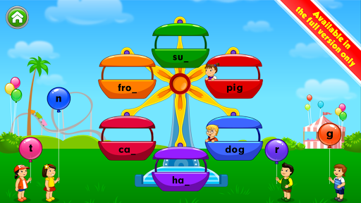 Learn Letter Sounds with Carnival Kids  screenshots 6