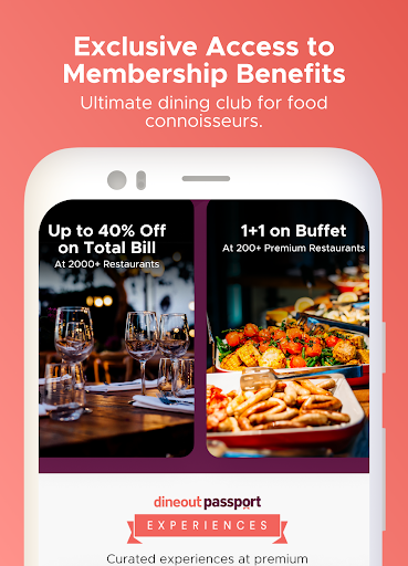 Dineout: Best Restaurant Offers, Deals & Events android2mod screenshots 5