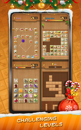 Tile Connect - Free Tile Puzzle & Match Brain Game android2mod screenshots 23