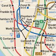 Map of NYC Subway - Offline MTA