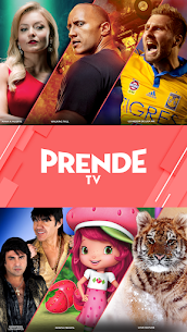 PrendeTV: TV and Movies FREE in Spanish APK Download For Android 1