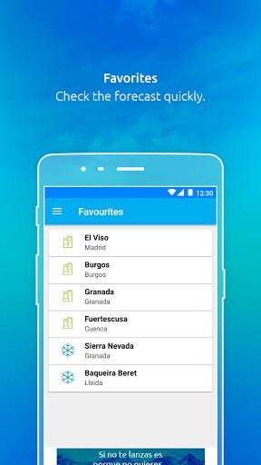 Weather by eltiempo.es 4.4.12 Screenshots 7