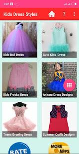 KIDS DRESS STYLE 2020