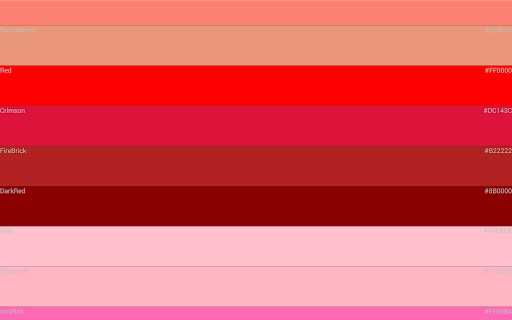Color code For PC Windows (7, 8, 10, 10X) & Mac Computer Image Number- 14