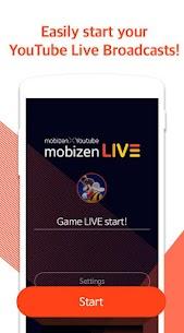 Mobizen Live Stream for YouTube – live streaming Mod 1.2.15.9 Apk (Unlocked) 4