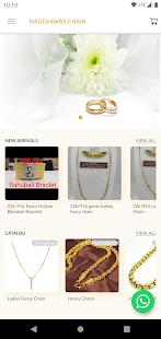 Nageshwar Chain - Gold Chain Wholesaler App 1.4.0 screenshots 3