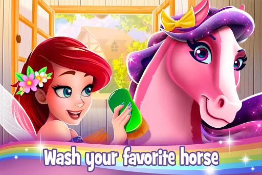 Tooth Fairy Horse - Caring Pony Beauty Adventure  Screenshots 5