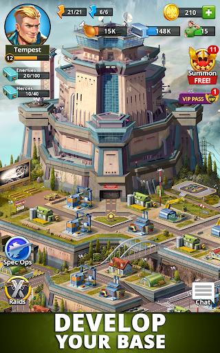 Puzzle Combat: Match-3 RPG 25.0.0 screenshots 14