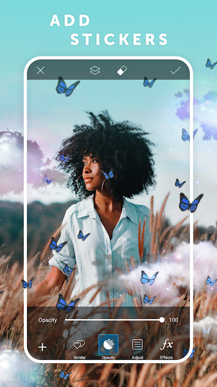 PicsArt APK V17.6.0 (MOD Gold Unlocked) poster 2