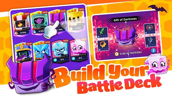 Cubic Clash:Tower Defense PVP Game