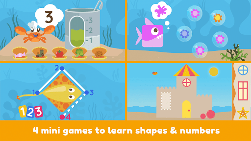 Carl the Submarine: Ocean Exploration for Kids  screenshots 3