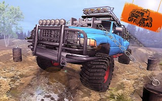 Offroad Driving Simulator Games: Spintrials 2020