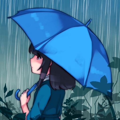 Relaxing Rain Sounds -Amayadori-