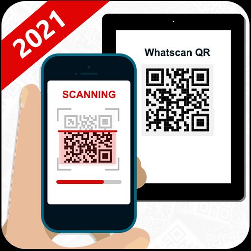 Whatscan Web: QR Code Scanner & whats web apktram screenshots 9