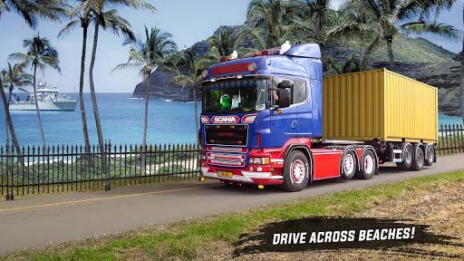 American truck driver simulator: USA Euro Truck screenshots 2