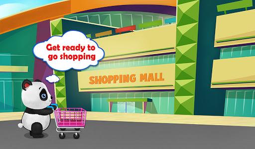 Panda Supermarket Shop - Fun Shopping Mania screenshots 1