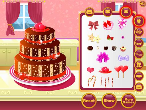 Wedding Cake Decoration - Sweet Cake Maker Games 1.0.9 screenshots 3