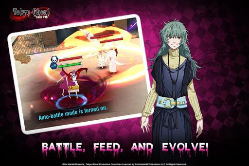 Tokyo Ghoul: Dark War 1.2.14 Screenshots 11
