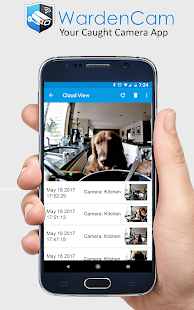Home Security Camera WardenCam - reuse old phones 2.8.2 Screenshots 5