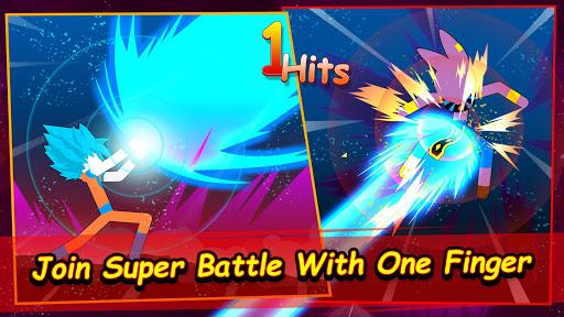 Stick Super Battle modiapk screenshots 1