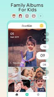 DearKids - Baby Photos Album 1.1.2 (2117) Screenshots 1