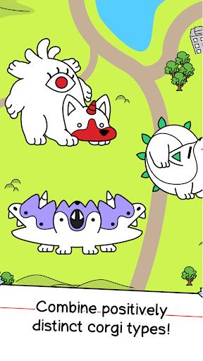 Corgi Evolution - Merge and Create Royal Dogs  screenshots 3