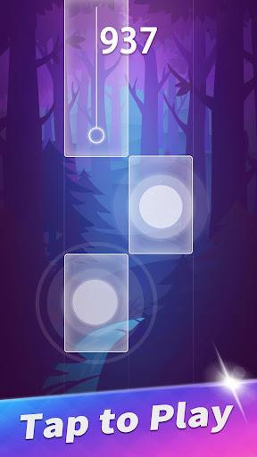 Anime Tiles: Piano Music screenshots 2
