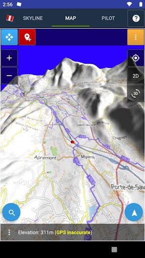 Alpenblick screenshot 2