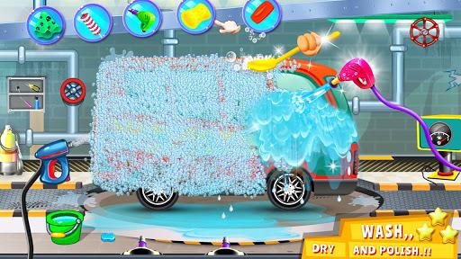 Modern Car Mechanic Offline Games 2020: Car Games apkslow screenshots 12