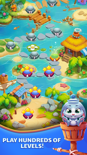 Pearl Blast - Bubble Adventure! apktram screenshots 6