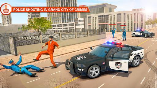Grand Prison Escape Game 2021  screenshots 4