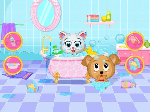 Baby Animal Care Pet Daycare 2.0 screenshots 4