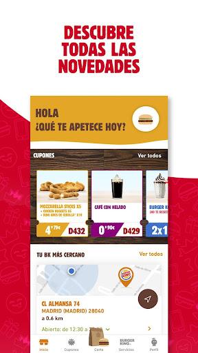 BURGER KING® España  screenshots 1