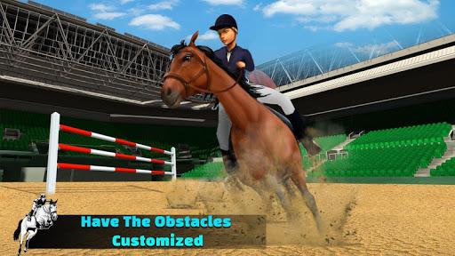 Horse Jumping Simulator 2020 1.1.5 screenshots 3