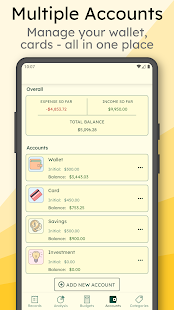 MyMoney - Money Manager, Expense Tracker
