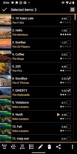 MediaMonkey 1.4.3.0950 screenshots 4