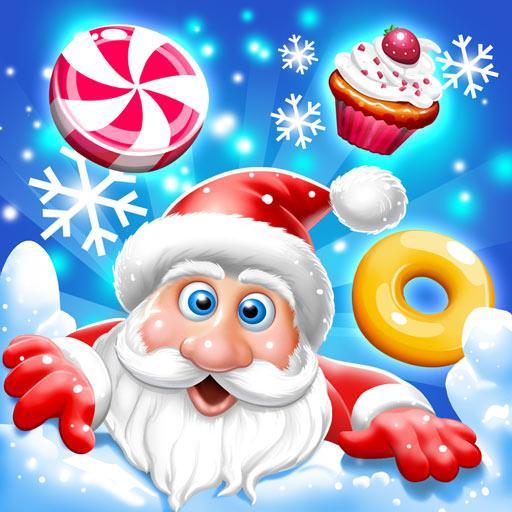 Baixar Christmas Candy World - Christmas Games para Android