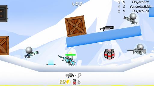 Stickman Multiplayer Shooter 1.094 screenshots 2