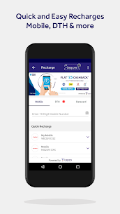 BHIM SBI Pay: UPI, Recharges, Bill Payments, Food 4