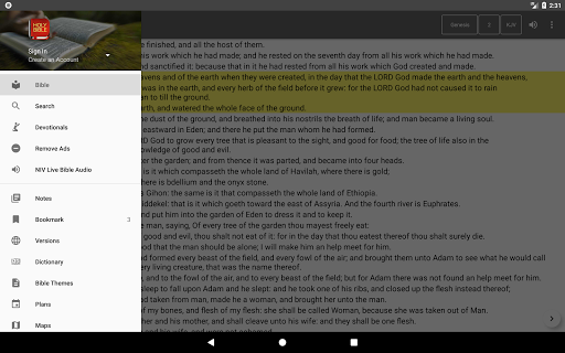 Bible Offline App Free + Audio, KJV, Daily Verse 8.5.4 Screenshots 9